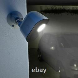 3 Pack Arlo Security Light Kit Netgear Smart Pro WireFree w 1 Bridge ALS1102