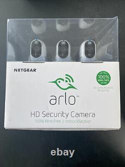 Arlo 3 HD Security Camera Kit NETGEAR (VMS3330-100EUS)Wirefree Night Vision