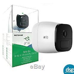 Arlo Go Netgear 3G / 4G Wireless Security Camera Unlocked Vodafone / EE