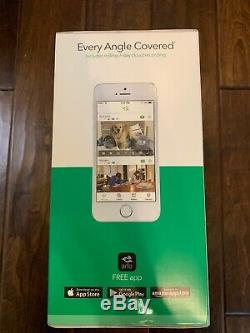 Arlo Pro 2 Complete Wireless Home Security System 3 HD 1080P Cameras