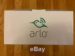 Arlo Pro 2 Indoor/Outdoor Wire-Free HD 3-Camera Security System VCS3000C-100NAS
