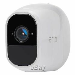 Arlo Pro 2 WiFi 1080p HD Wire-Free 3 pack Camera Security System 3 Outdoor Mount