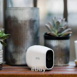 Arlo Pro 2 Wireless Home Security System HD 1080P Cameras w Solar Panel VCS3000C