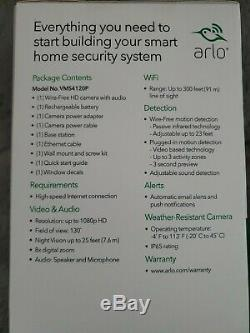 Arlo Pro 2 Wireless Security Camera System In/Outdoor Night Vision Free Cloud