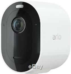 Arlo Pro 3 Security Camera System (2 Pack) 2K Resolution