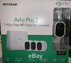 Arlo Pro2 3 Camera System