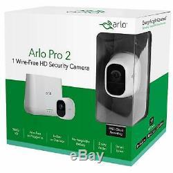 Arlo Pro2 Smart Home Security CCTV 4 Camera System VMS4430P-100EUS