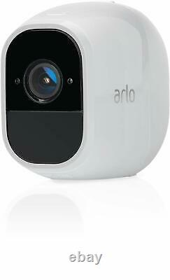 Arlo Pro2 VMS4230P Smart Home Security Camera System with Siren, 2 Camera Kit