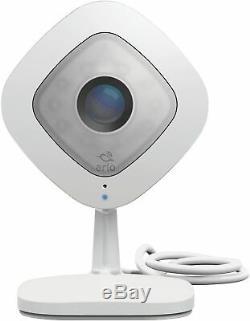 Arlo Q, IP-Sicherheitskamera, Innenraum, Kabellos, Weiss, 130°, CMOS