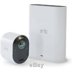 Arlo Ultra Smart Home 1 kabellose 4K-HDR Überwachungskamera