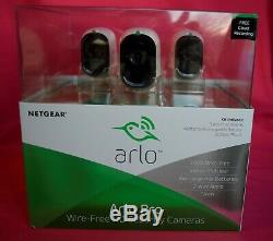 Arlo pro 3 wireless camera system