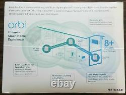 BRAND NEW SEALED NETGEAR Orbi AX6000 Tri-band Mesh WiFi 6 System (2-pack)