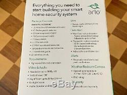 Brand New Arlo Pro 2 WiFi HD Wire-Free 3-pack Camera Security System Bundle BNIB
