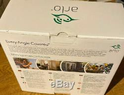 Brand New Arlo Smart Home 1 Hd Security Camera Kit Netgear Vms3130 £119
