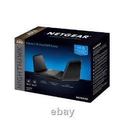 Brand New NETGEAR Nighthawk Whole Home Mesh WiFi 6 System 3-pack MK63