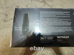 Brand New NETGEAR Nighthawk WiFi 6 Cable Modem Router (CAX30S) DOCSIS 3.1