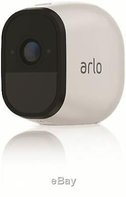Brand New Netgear Arlo Pro Hd Security Camera Vms4130 White