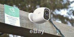Brand New Sealed NETGEAR Arlo Pro 2 6-Wireless 1080p Camera Security (VMS4630P)