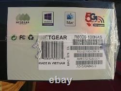 Brand New Sealed Netgear Nighthawk X6 AC3200 1300 Mbps 4-Port Gigabit Router