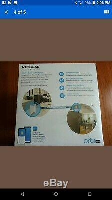 Brand New sealed netgear Orbi Pro AC3000 Tri-band Wi-Fi System SRK60