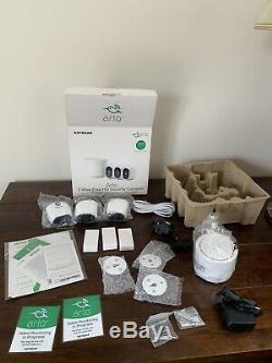 Brand new Netgear Arlo 3 Wire-Free HD Security Cameras