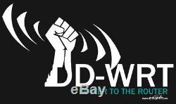 DD-WRT Netgear Nighthawk R7000 AC1900 DDWRT Router