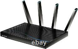 NETGEAR AC5300 Nighthawk X8 Tri-Band Smart WiFi Router (R8500-100NAS)