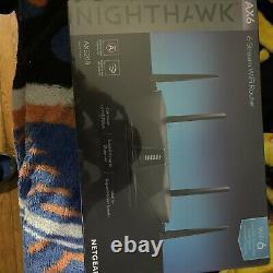 NETGEAR AX5200 Nighthawk 6-Stream Dual-Band Wi-Fi Router Black Wifi 6