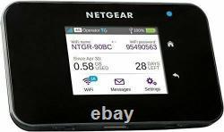 NETGEAR AirCard 810 4G LTE Point d'Accès pour Mobiles (AC810-100EUS)