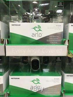 NETGEAR Arlo PRO Smart 3 Wireless HD Camera System AVM4000C, NIB SHIP FROM STORE