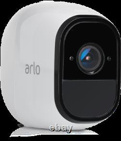 NETGEAR Arlo Pro 720p HD WLAN Überwachungskameras sind wetterfest, 100% kabellos