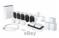 NETGEAR Arlo Ultra 4K UHD Wireless Security 5-Camera System, NIB SHIP FROM STORE