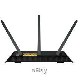 NETGEAR D7000-200UKS Nighthawk AC1900 Dual Band 600 + 1300 Mbps Wireless (Wifi)