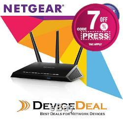 NETGEAR D7800 Nighthawk X4S Dual-Band AC2600 WiFi VDSL/ADSL Modem Router +