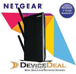 NETGEAR EX7000 Nighthawk AC1900 WiFi Range Extender