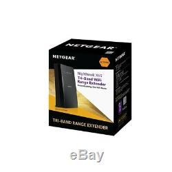 NETGEAR EX8000-100EUS AC3000 Mbps Nighthawk X6S Tri-Band Wi-Fi Range Extender