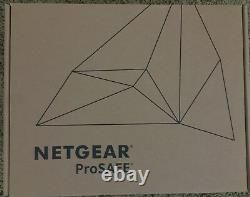 NETGEAR FIREWALL ROUTER FVS336G Prosafe Dual WLAN VPN