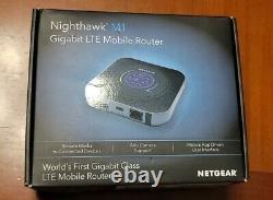 NETGEAR MR1100 Nighthawk M1 4G LTE Mobile Hotspot NEW SEALED