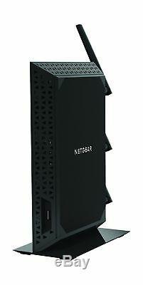 NETGEAR Nighthawk AC1900 Desktop WiFi Range Extender (EX7000-100NAS)