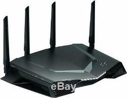NETGEAR Nighthawk AC2400 Dual-Band Pro Gaming WiFi Router (XR450-100NAS) NEW