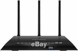 NETGEAR Nighthawk AC2600 Dual-Band Wi-Fi Router R7400 Gaming Streaming