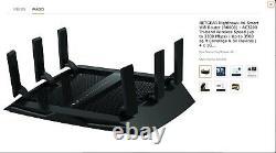NETGEAR Nighthawk AC3200 1300 Mbps Wireless AC Router (X6R8000)