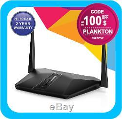 NETGEAR Nighthawk AX4 4-Stream AX3000 802.11ax WiFi 6 Router RAX40