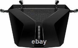 NETGEAR Nighthawk AX6 6 Stream AX5200 Dual-Band Wi-Fi Router RAX48-100NAS
