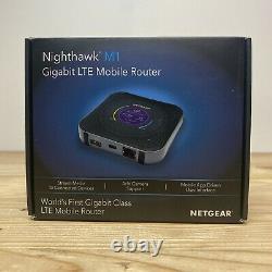 NETGEAR Nighthawk M1 MR1100 GSM/LTE Unlocked Mobile Hotspot Router