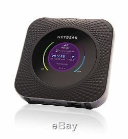 NETGEAR Nighthawk M1 Mobile Hotspot 4G LTE Router MR1100 Up to 1Gbps Do. New