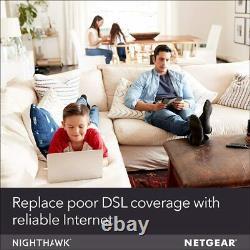 NETGEAR Nighthawk M1 Mobile Hotspot 4G LTE Router MR1100 Up to 1Gbps Sp