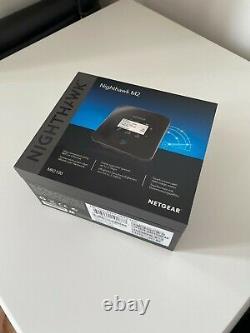 NETGEAR Nighthawk M2 Mobile 4G Router Unlocked