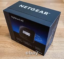 NETGEAR Nighthawk M2 Mobile-Hotspot 4G LTE Router MR2100 BRAND NEW