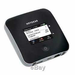 NETGEAR Nighthawk M2 Mobile Hotspot 4G LTE Router MR2100 Download Speeds of up